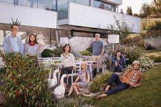 Familie Bohnenbaum, Pflanzenwahn — Kramer and kramer Greenery, Architecture, Outdoor Decor, Design, Home Decor, Tree Structure, Plants, Architecture Illustrations