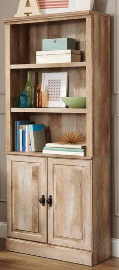 Better Homes and Gardens Crossmill 5 Shelf Bookcase Multiple