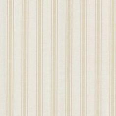 William Taupe Linen Stripe 403-49249