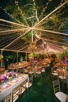 twinkle light tent - Buy, Sell, Rent Used Wedding Décor www.Divvier.com