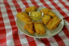 Homemade Chicken Nuggets - you can make these 100% meat chicken nuggets from scratch.