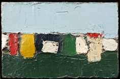 Nicolas de Staël - Abstract Art - Gentilly, 1952