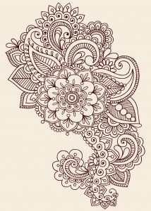 """Paisley History/Origins: the countries of origins are – India, Scotland, Persia, Iran, etc. The Paisley is also related to indian spirituality and """"Summer of Love""""."""