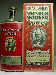 Wonder Worker Lotion