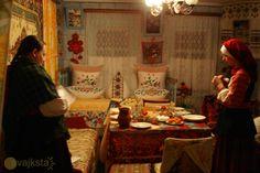 Традыцыйны абрад Калядкі ў вёсцы МІхалькі, Гомельская вобласць