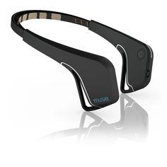 Lowdown Focus – Muse: the brain sensing headband Black Headband, Breathing Meditation, Ear Headbands, Cool Things To Buy, Stuff To Buy, Good Night, How To Fall Asleep, Oakley Sunglasses