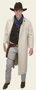 Men's Old West Costume