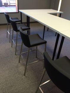 Our office desks