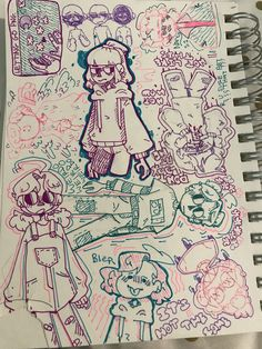 art sketchbook Doodles angle one - Zeichnen , Cute Art Styles, Cartoon Art Styles, Art Drawings Sketches, Cute Drawings, Awesome Drawings, Arte Sketchbook, Poses References, Sketchbook Inspiration, Art Reference Poses
