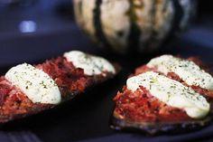 recette aubergine co