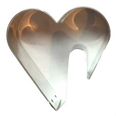 Tasse Style Heart Coffee Cup Cookie Cutter by ScrumptiousSprinkles on Etsy