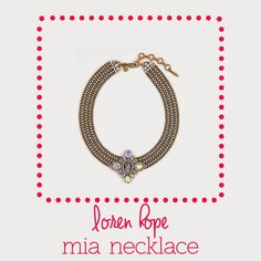 Loren Hope Mia Necklace