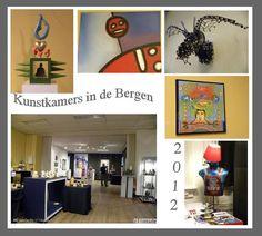 Kunstkamers in de Bergen , Eindhoven