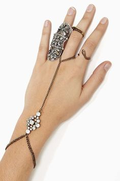 Armour Stone Ring | Shop Accessories at Nasty Gal