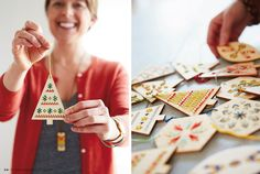 Make your own embroidery and wood ornaments - Think.Make.Share.