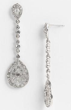 #Nina                     #Jewelry                  #Nina #'Maegan' #Filigree #Chandelier #Earrings     Nina 'Maegan' Filigree Chandelier Earrings                                    http://www.snaproduct.com/product.aspx?PID=4996125