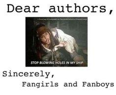 Dear authors