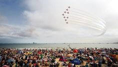 With only a few weeks to go until Bournemouth Air Festival, you can now pre-order your 2015 Official Souvenir Programme! Including timetables, information on different aircrafts and lots of fun facts.