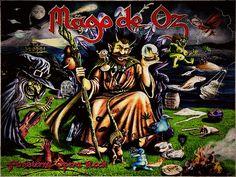 Después de un pésimo día...:   FINISTERRA ÓPERA ROCK - Mägo de Oz