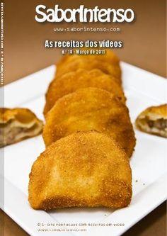 Revista SaborIntenso Março 2011  Receitas de Culinária dos Vídeos SaborIntenso de 2ª a 6ª. Gastronomia Portuguesa e Internacional.