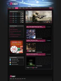 5High Website, view that by AaronMoody.deviantart.com on @deviantART