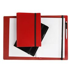 A5 Bonded Leather Compendium   Paper Products Online