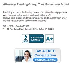 Attorneys Funding Group, Inc. - Fair Oaks, CA, United States