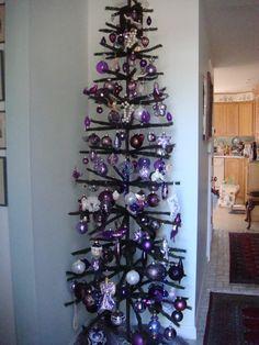 2013 Violet tree