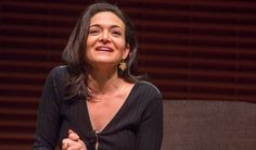 Facebook's COO on how to pursue a meaningful and successful career.