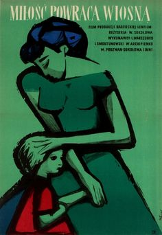 Love Comes Back with Spring, Polish Movie Poster