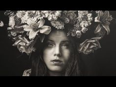 "#Hyperrealism #portrait named ""Libertas"", by Emanuele Dascanio (timelapse of 600 hours of work)"