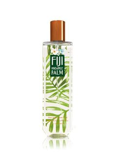Signature Collection Fiji Pineapple Palm Fine Fragrance Mist - Bath And Body Works Bath And Body Works Perfume, Perfume Body Spray, Fragrance Finder, Fragrance Mist, Pineapple Palm, Victoria Secret Fragrances, Body Cleanser, Bath And Bodyworks, Body Mist