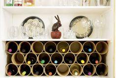 12 Small Space Wine Racks