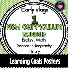 NSW Curriculum Learning Goals - Teaching for the love of it. - NSW Curriculum Learning Goals – Teaching for the love of it. Primary Teaching, Teaching Tips, Visible Learning, Text Types, Learning Support, Math Activities, Math Worksheets, Learning Goals, Australian Curriculum