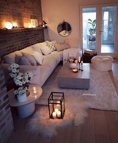 42 Very Cozy and Practical Decoration Ideas for Small Living Room Isabellestyle . ideen wohnung 42 Very Cozy and Practical Decoration Ideas for Small Living Room Isabellestyle . Simple Living Room Decor, Cozy Living Rooms, Home And Living, Small Living Room Designs, Cool Living Room Ideas, Small Livingroom Ideas, Modern Living, Living Room Decor Small Apartment, Living Room Ideas For Small Spaces