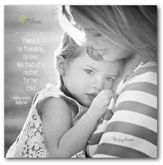 A mothers love... #quote #mom #mothersday