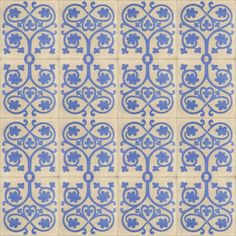 Moroccan Encaustic Cement Pattern Pre Sealed 25a