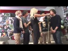 One Direction Laughing
