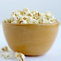 who knew that popcorn was loaded with antioxidants?