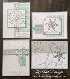 Hello Crafty Friends!   I am thrilled to announce that today is the first day you can register for my upcoming Oh Deer Christmas Card Wor...