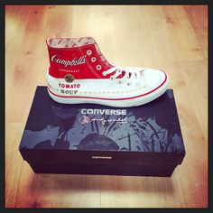 Converse Andy Warohl Campbell