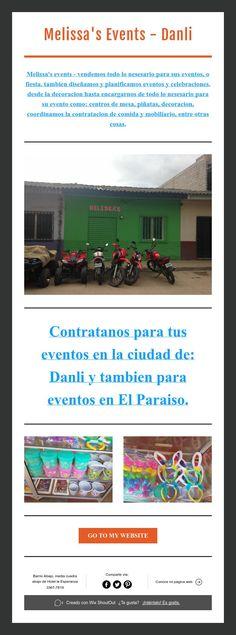 Melissa's Events - Danli