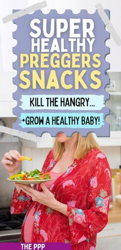 What to eat when pregnant for a healthy fit belly only pregnancy. Snacks and ideas for proper pregnancy nutrition. This list of easy craving cutting preggo food to eat will keep you full… More