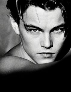 Greg Gorman, Leonardo Di Caprio, 1994, HOHMANN