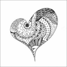 Doodles and Zentangles     Good site for ideas