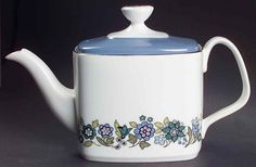 Royal Doulton ESPRIT 2 Cup Tea Pot
