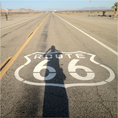 Route 66 American highways road trip beautiful America USA