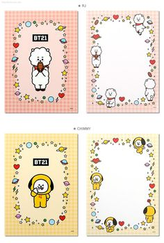 Manualidades kpop Drawing Tips how to draw lips Bts School, Kpop Diy, Memo Notepad, School Scrapbook, Korean Stationery, Bts Book, Bts Merch, Line Friends, Bts Drawings