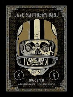 Dave Matthews Band..wish I was @ this one...