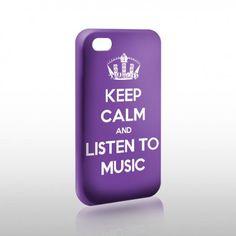 Funda iPhone Keep Calm #keepcalm #iphone6 #fundaiphone